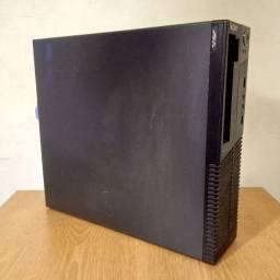 Computador Desktop Lenovo M92p i5-3470, 16GB de RAM, 1 TB de HD e GeForce GT210