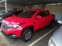 Nova Fiat Strada Freedom 2021