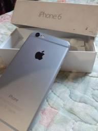 iPhone 6 semi novo completo