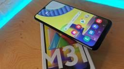 Vendo ou Troco Samsung M31