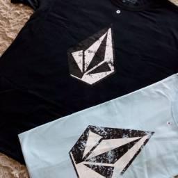 Atacado Camisetas Multimarcas fio 30.1