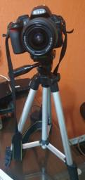 Nikon d3100 e lente