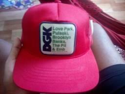 Boné DGK Trucker (Produto Nunca Usado! Está Com A Etiqueta Da Loja E Da Marca Ainda)
