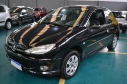 Peugeot 206 Presence 1.4 Flex MEC - 2007 (Completo) Aceita Troca