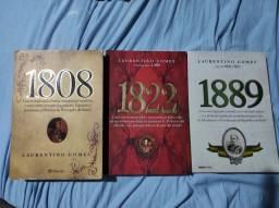 Livros sobre o Brasil Colônia e sua independência