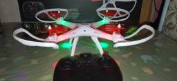 Drone - Quadricoptero Vectron - Branco