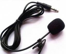 Microfone Para Celular Tipo Lapela Android iPhone Youtubers