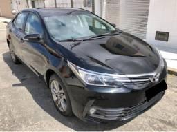 Corola xei 2019 carro extra