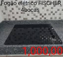 Fogão Elétrico de Embutir Vitrocerâmico - Fischer