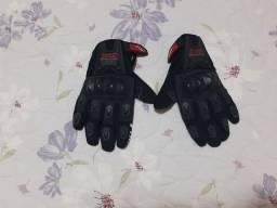 Luvas Feminina X11 Blackout para moto