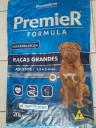 Premier formula cães rac grande Ad frango 20kg