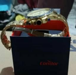 Relógio Condor Original com 1 ano de garantia é nota fiscal
