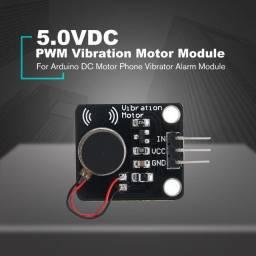 Arduino dc motor vibração pwm pho