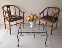 Cadeiras * poltronas * novas com nf