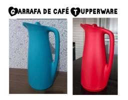 Garrafa de café Tupperware