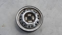 Roda avulsa Vw Gol Bola G2 aro 13 de ferro