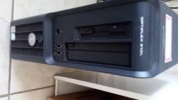 Pc DEEL 2gb monitor 19 polegadas, leia a descriçao