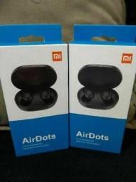 Fone de ouvido sem fio Xiaomi Redmi AirDots<br><br>