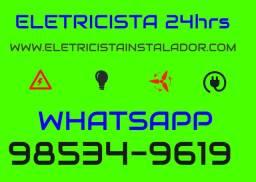 Eletricista de Instalações