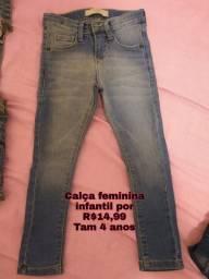 Bazar de roupa/ calçado feminino infantil