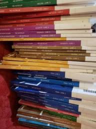 Coleção de livros do 3° ano do ensino médio
