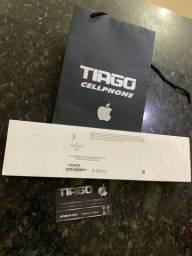 Apple Watch SE 44MM SILVER,lacrado 1 -de garantida