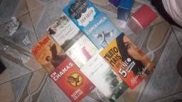 Livros, 5 reais