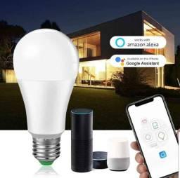 Lampada WIFi led - Amazon Alexa e Google Assistente