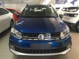 Título do anúncio: VW - Saveiro Cross 1.6 2022 cor Azul