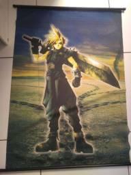 Banner do final fantasy VII
