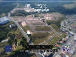 Lotes 360m2 - Loteamento Parque das Aaraucárias - Lages/SC