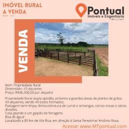 Imóveis a venda Vila Rica MT