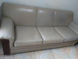 Vendo sofá três lugare