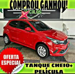 TANQUE CHEIO SO NA EMPORIUM CAR!!! FIAT ARGO 1.0 ANO 2018 COM MIL DE ENTRADA
