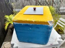Isopor usado 45 litros