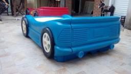 Cama infantil linda carro little tikes