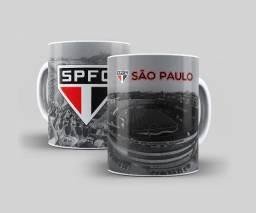 Caneca São Paulo Times 325ml #. Vagya Oxvln