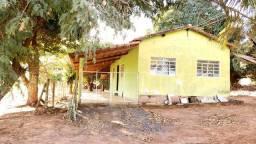 51 hectares à 100km de Brasília fazenda c/escritura em Formosa 100%plana