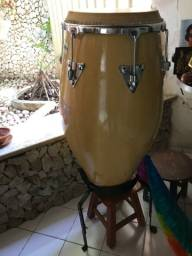Vende tambor usados poucos meses