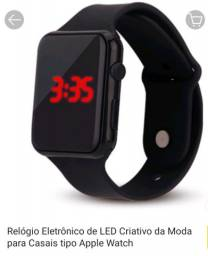 Relógio digital Led tipo Smart