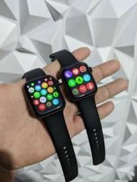 Relógio Inteligente smartwach IWO W26 (troca as pulseiras)