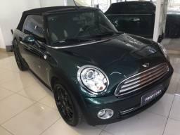Mini Cooper cabrio 1.6 Automático