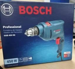 Furadeira, parafusadeira e desparafusadeira Bosch - Nova