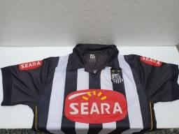 Camisa Santos Official Product Neymar Ganso 2010 G Coleção Decoração