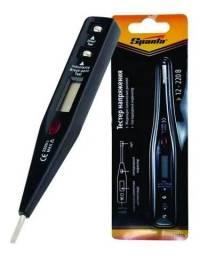 Chave Teste De Voltagem Corrente Digital Eletricista 12-220v Bivo