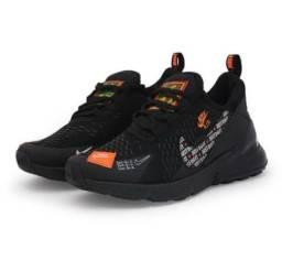 Tênis Nike A 270 Preto Novo
