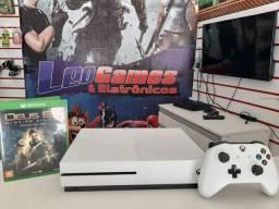 Xbox one s 1tb  seminovo 1 controle <br>3 meses de garantia!<br>