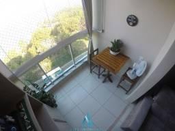 GX Apartamento 3 Quartos c/ Suite. Vista Livre Para o Mar. Todo Montado