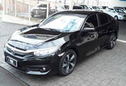 Honda Civic EXL 2.0 Preto