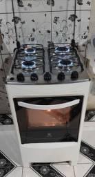 Excelente fogão Electrolux top automático bem conservado